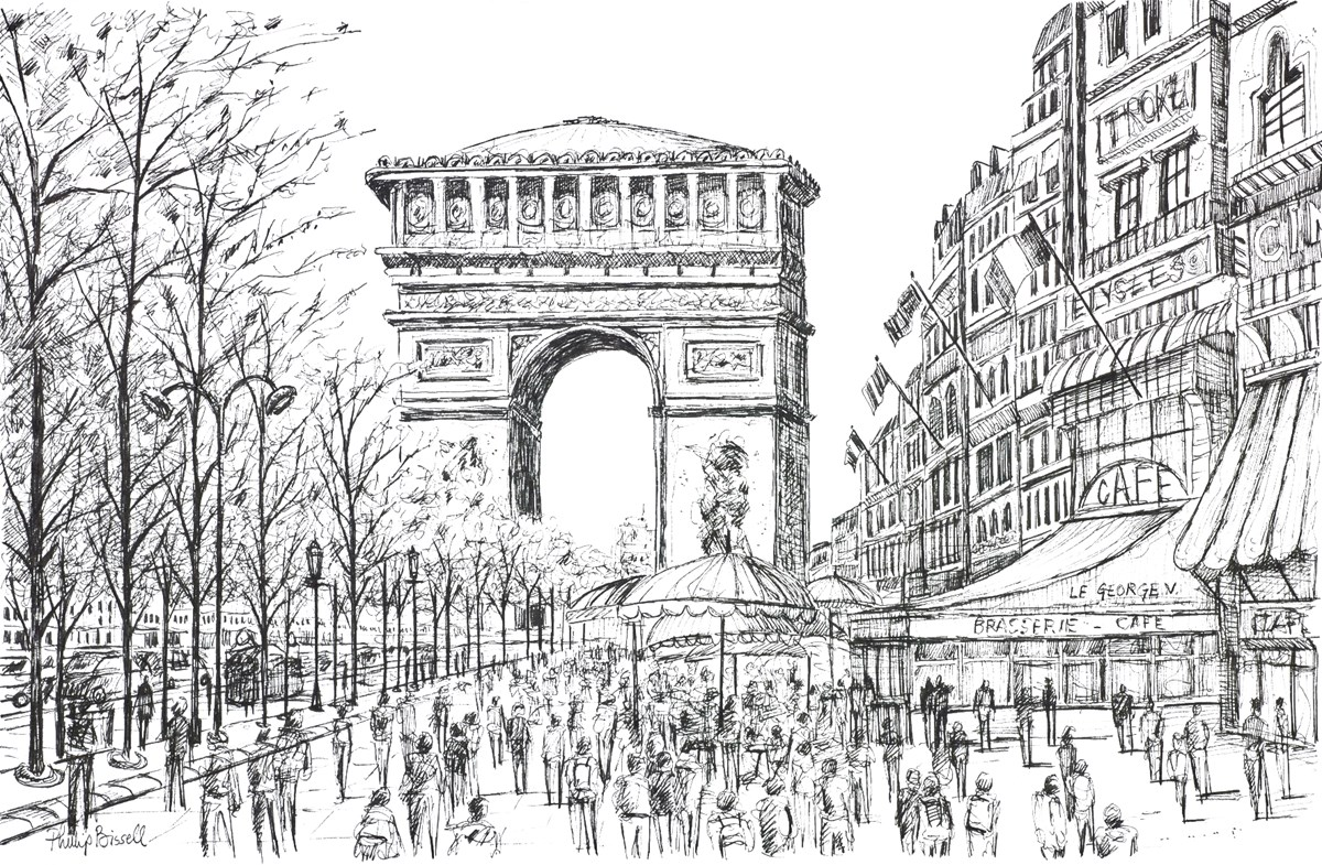Champs Elysees (Sketch)